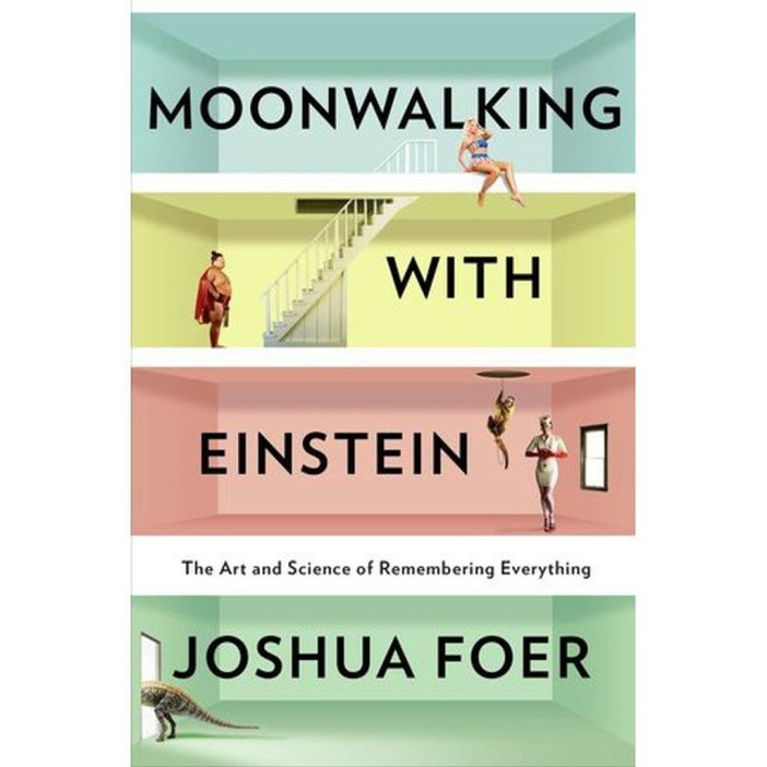 Foer Moonwalking